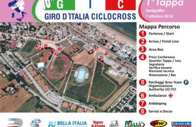 Il Giro d'Italia Ciclocross è pronto a partire da Senigallia