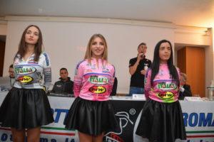 Le maglie del Giro d'Italia Ciclocross