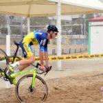 Particolarmente impegnativo il tratto sulla sabbia
