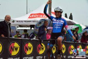 Sara Casasola vince a Senigallia