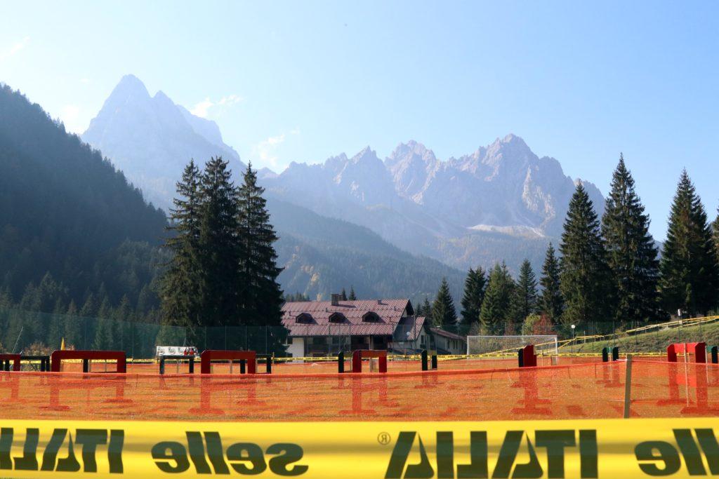 Suggestione e meraviglia al Giro d'Italia Ciclocross