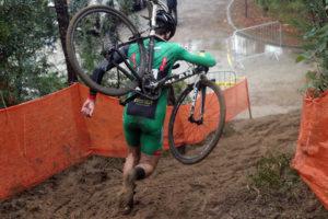 Momenti di pura epicità al Giro d'Italia Ciclocross