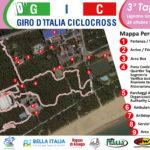 Mappa PDF del percorso di Lignano Sabbiadoro