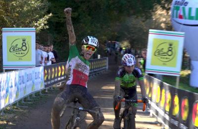 Ettore Loconsolo vince la gara degli Allievi