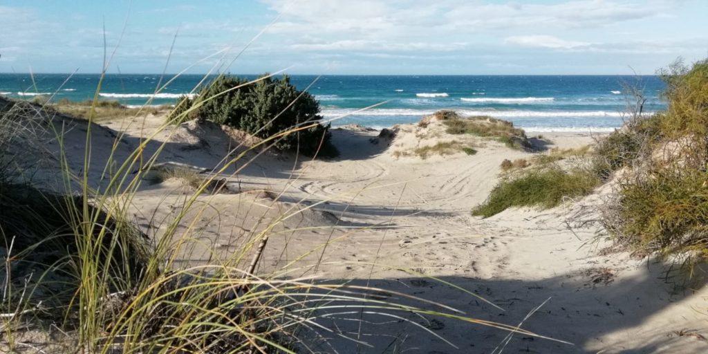 Sabbia e mare Jonio