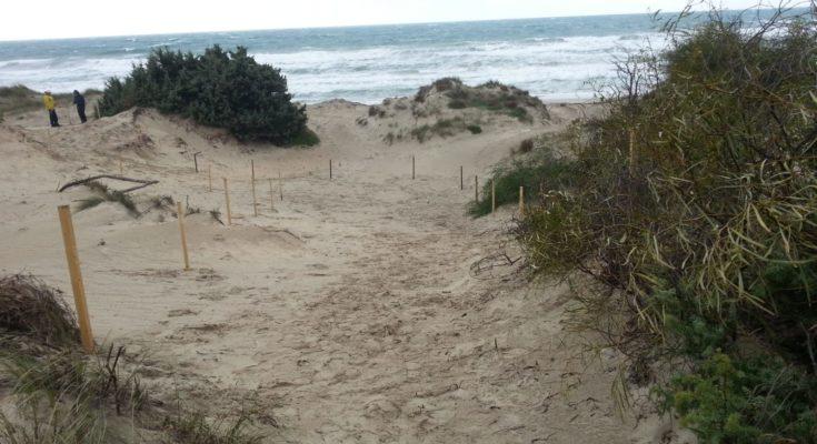 La sabbia di Gallipoli