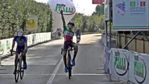 Ettore LOconsolo vince a Gallipoli