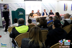 Istantanee dalla conferenza stampa di Gallipoli