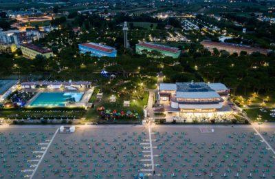 Jesolo tappa 4 - Convenzioni Alberghiere presso Villaggio al Mare Marzotto