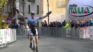La vittoria di Cristian Cominelli a Cantoira