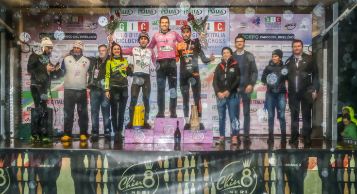 Grande festa ad Osoppo per il Giro d'Italia Ciclocross (Credits Alessandro Billiani)